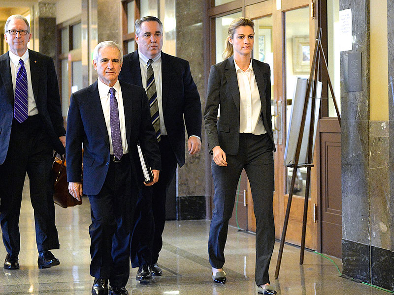 Jury Deliberating in Erin Andrews $75 Million Lawsuit Over Secretly Recorded Nude Video| Crime & Courts, True Crime, People Scoop, Erin Andrews