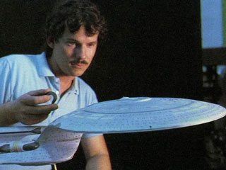 FROM EW: Gary Hutzel, Star Trek and Battlestar Galactica Visual Effects Artist, Dies at 60