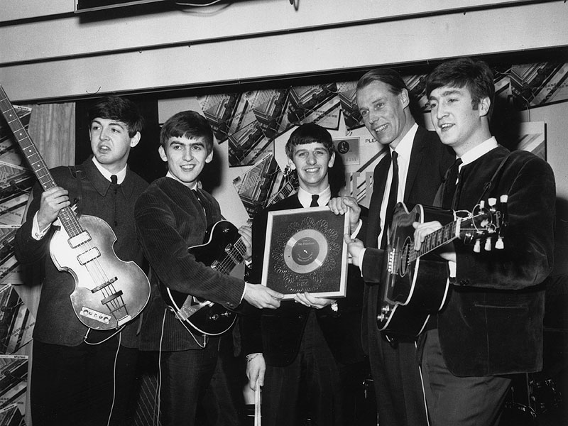 The Fifth Beatle: 9 of George Martin's Greatest Hits with the Fab Four| The Beatles, Wings, The Beatles, John Lennon, Paul McCartney