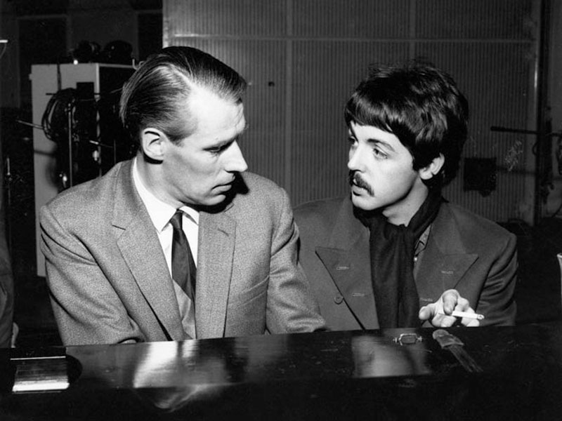 Paul McCartney Leads Heartwarming Tributes to Beatles Producer Sir George Martin: He Was 'Like a Second Father to Me'| The Beatles, Music News, Paul McCartney