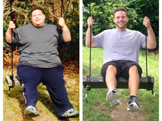 Man Who Became Obese After Death of His Father Drops 187 Lbs., Now Raising Money for Skin Removal Surgery