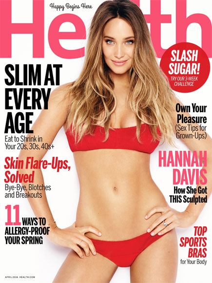Model Hannah Davis Questions the Need to Airbrush: 'I Think You Look Like a Barbie Doll When They Erase the Wrinkles'| Diet & Fitness, Body shaming, Diets, Fitness, Fitness & Health Fads, Nutrition, Sports Illustrated, Bodywatch