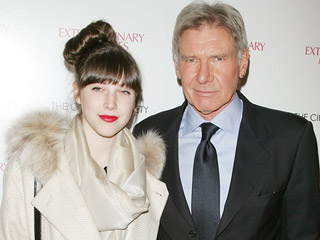 Harrison Ford Gets Emotional Discussing His Daughter Georgia's Epilepsy Battle: 'She's My Hero'