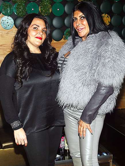 Big Ang Leaves Husband in Mob Wives Finale – but Creator Jennifer Graziano Says 'She Loved Him' When She Died| VH1, Death, Tributes, Cancer, Reality TV, TV News