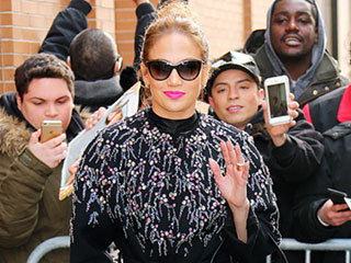 Why Is Jennifer Lopez Loving Bold Lipstick Lately? 'She's Like a Barbie Doll; Everything Just Works on Her'