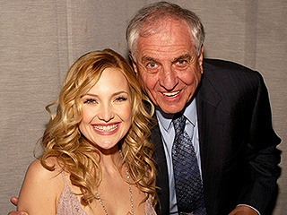 How Kate Hudson Grew Up Before My Eyes:  Mother's Day Director Garry Marshall on His A-List Leading Ladies