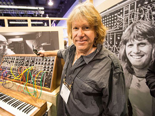 Rock Star Keith Emerson May Have Killed Himself, Police Say