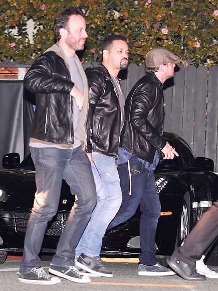 Leonardo DiCaprio Has Been in 'the Best Mood' Since Winning Oscar as He Hits the Town with Friend for Third Night This Week: Source  Leonardo DiCaprio
