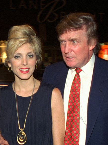 Donald Trump on Ex-Wife Marla Maples Doing Dancing with the Stars