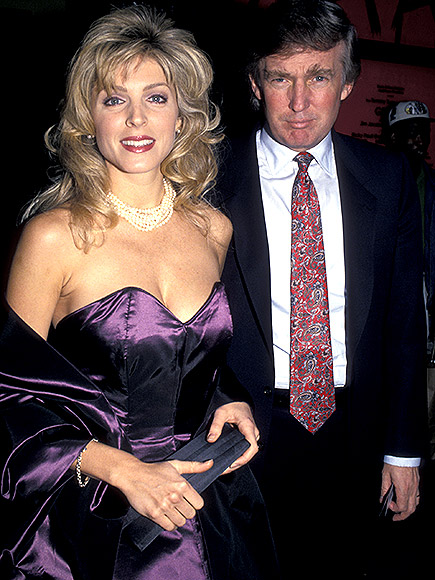 Marla Maples: 6 Things to Know About Donald Trump's Ex ...
