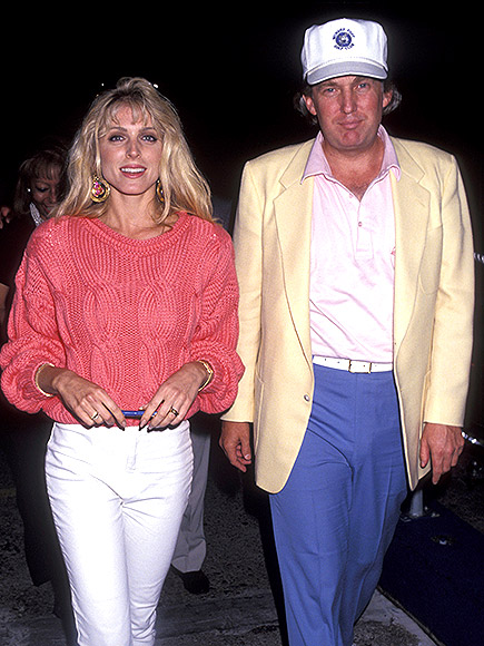 Marla Maples' Past with Ex-Husband Donald Trump: 6 Things to Know| 2016 Presidential Elections, politics, Donald Trump, Ivana Trump, Ivanka Trump, Marla Maples, Marla Maples Trump