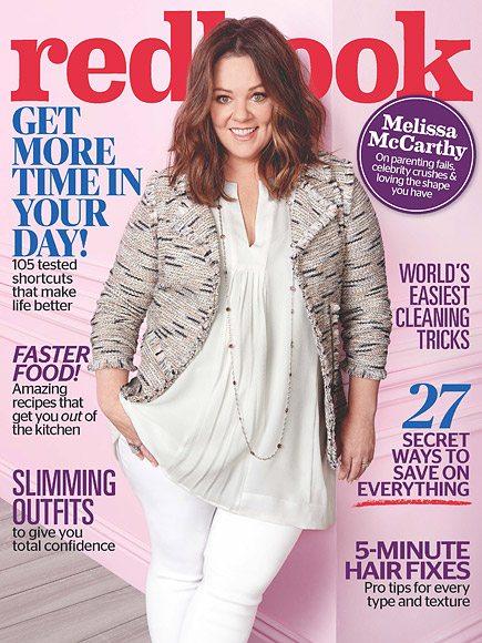 Melissa McCarthy: 'Enjoy and Embrace Whatever Body Type You Have'| Feminism, Body shaming, Ghostbusters II, Bodywatch, Melissa McCarthy
