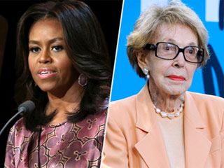 Michelle Obama Remembers Nancy Reagan as a Mentor, 'She Warmly and Willingly Offered Advice to Me'