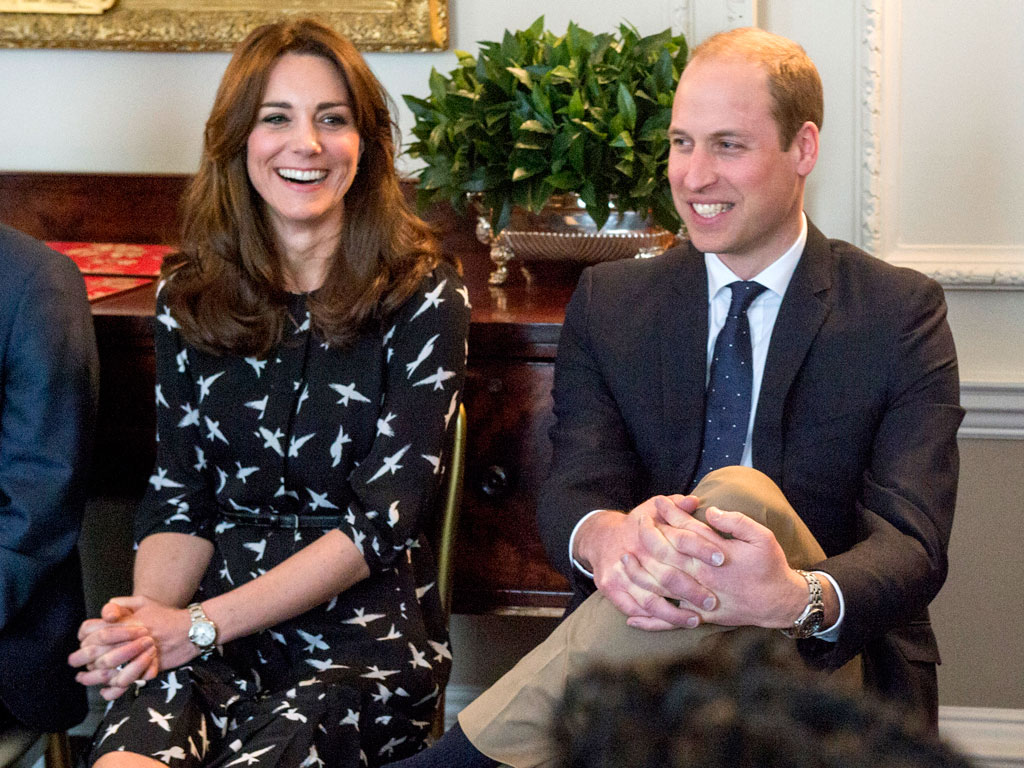 Kate Middleton Style: Best Printed Dress Moments