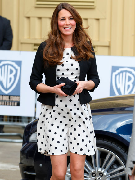 Princess Kate's Best Print Style Moment Yet – and It Cost $85! Plus: See Her All-Time Top Prints| The British Royals, The Royals, Kate Middleton, Prince William