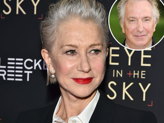 Helen Mirren and Eye in the Sky Director Pay Tribute to the Late Alan Rickman at N.Y.C. Premiere: 'He Was a Good Man'
