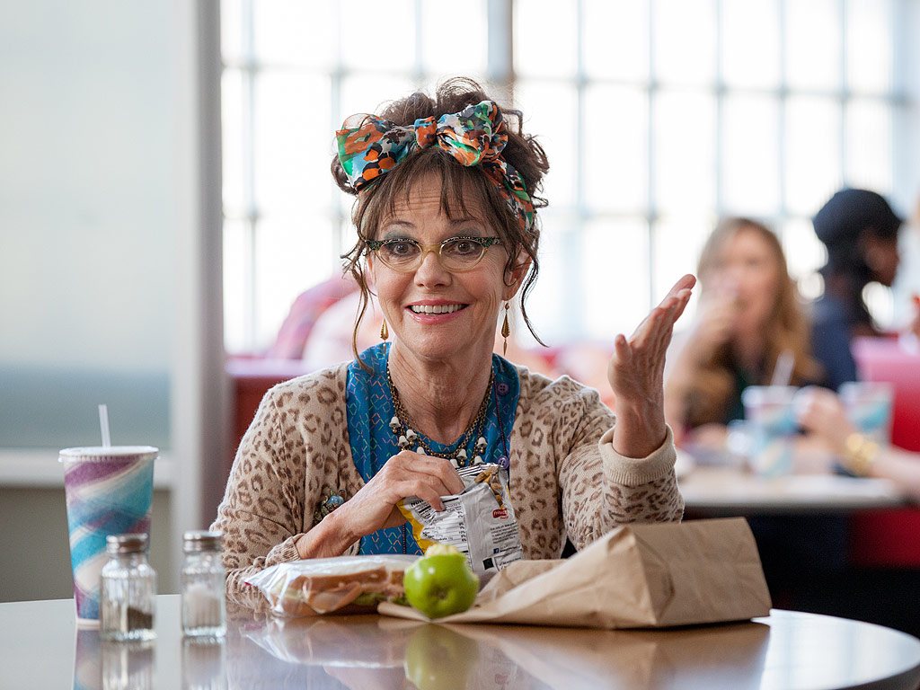 Review: Sally Field in Hello, My Name Is Doris