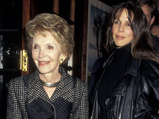 Patti Davis Remembers: Mom Nancy Reagan Suspected I Was Having an Affair with My Teacher 'And Kept Silent'