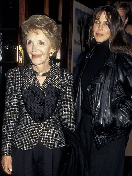 Patti Davis Hits Back at 'Haters' Who Called Her Post Over Mother Nancy Reagan Dying 'Terse'| Death, Nancy Reagan, Patti Davis, Ronald Reagan