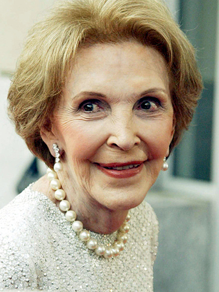 Nancy Reagan: 6 Classic Looks Worn By The First Lady