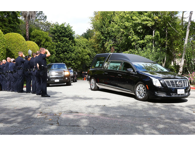 'She Knew How to Love Somebody:' Nancy Reagan's Son Says She Was Lonely After Her Husband Died, as Casket is Taken to Ronald Reagan Presidential Library| Couples, Death, Nancy Reagan, Ronald Reagan