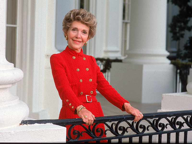 'Epitome of American Class': Nancy Reagan Remembered by Presidents, Celebrities and More| Death, politics, Nancy Reagan