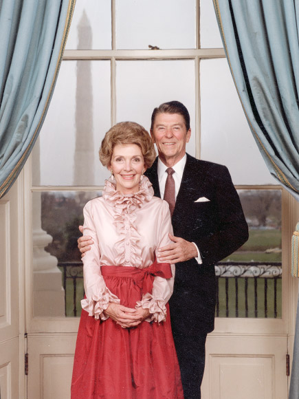 Nancy Reagan Was 'Very Ready to Go' and Longed to Reunite With Her 'Ronnie,' Friends Say| Nancy Reagan Cover, Nancy Reagan, Ronald Reagan