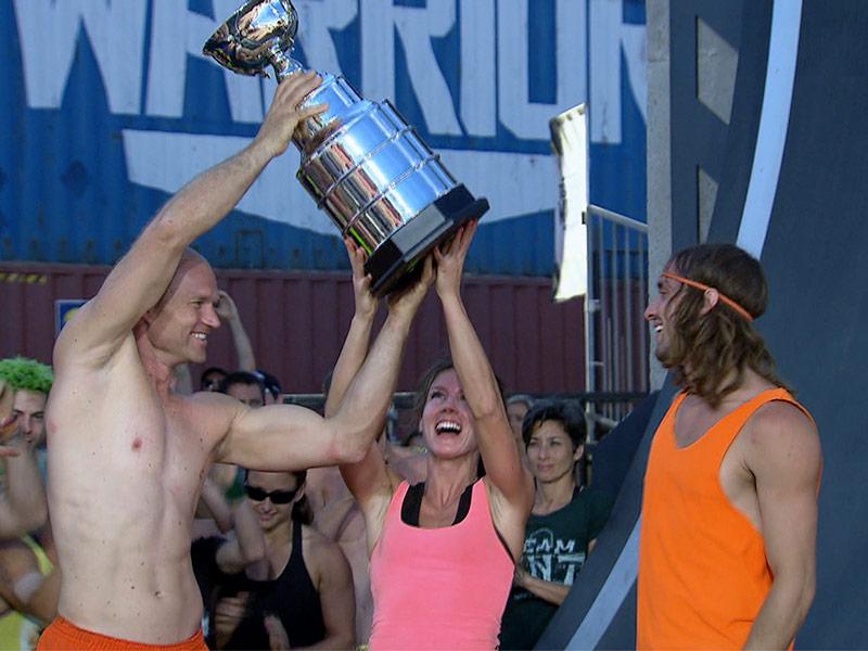 American Ninja Warrior Winner Brian Arnold on Victory