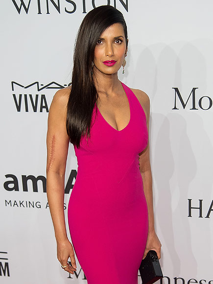 How Padma Lakshmi Keeps Her Figure During Top Chef: 'I'm The Only Person Who Eats Everything'| Top Chef, Books, People Picks, Padma Lakshmi