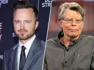 Aaron Paul on His Twitter Exchange with Stephen King About Possible Dark Tower Role: It's Exciting News – 'Maybe'