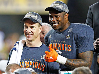 Super Bowl MVP (and New DWTS Contestant) Von Miller on Peyton Manning's Retirement: 'It's Great Timing For Him'