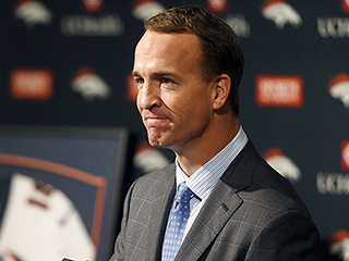 Peyton Manning Breaks into Tears as He Announces Retirement: 'After 18 Years, It's Time ... God Bless Football'