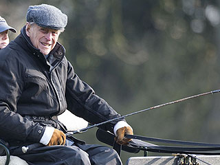 Prince Philip, Who Turns 95 on Friday, 'Still Wants to Do What He Could at 55,' Says Grandson Peter Phillips