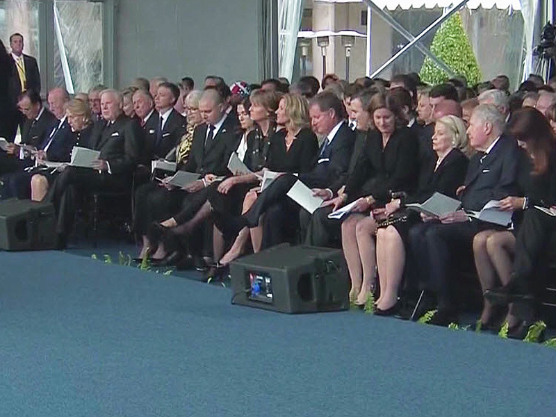 4 Generations of First Ladies Came Together to Say Goodbye to Nancy Reagan: Inside the Moving, Star-Studded Funeral Service  Death, politics, Nancy Reagan