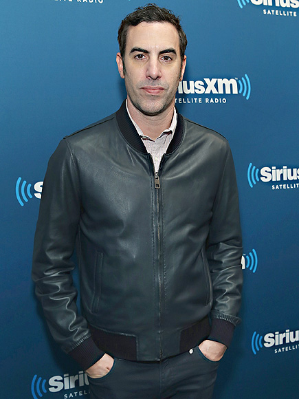 Sacha Baron Cohen Handcuffs Himself to a Reluctant Matt Lauer While in Costume as The Brothers Grimsby Character| Movie News, TV News, Sacha Baron Cohen