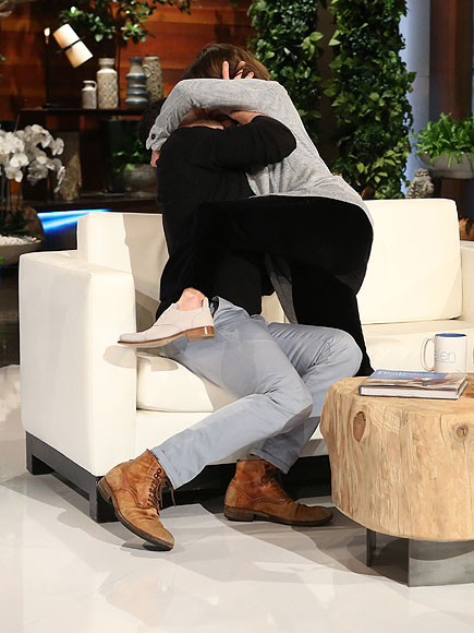 Watch Max Greenfield and Sally Field's Steamy Makeout Session| The Ellen DeGeneres Show, Ellen DeGeneres, Max Greenfield, Sally Field