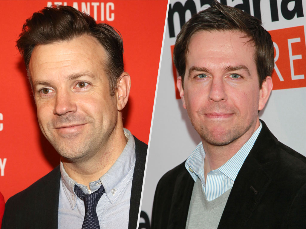 Jason Sudeikis Says He Is Constantly Mistaken for Ed Helms| Conan, Movie News, Ed Helms, Jason Sudeikis