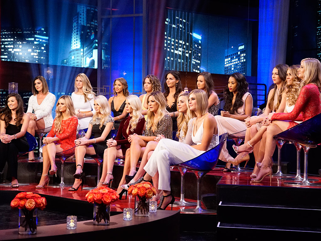 Tears, Tattoos and Bloopers: the 10 Most Important Moments that Happened on The Bachelor: Women Tell All  ABC, Reality TV, The Bachelor, TV News, Ben Higgins