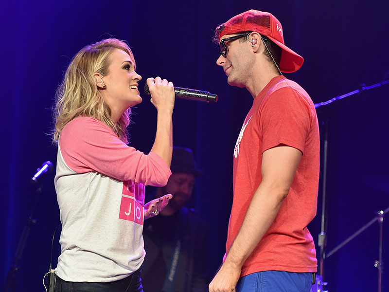 Carrie Underwood and Bobby Bones Duet on Love-Gone-Wrong Song 'We Can't Stand Eachother'| Country, Music News, Carrie Underwood