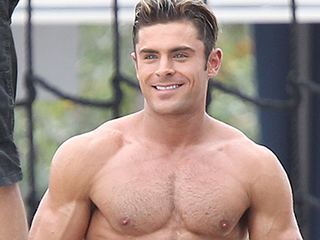 Things Are Getting Steamy! Zac Efron Goes Shirtless and Gets Romantic with His Bikini-clad Baywatch Costar