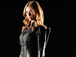 Adrianne Palicki  Can't Give Away Agents of S.H.I.E.L.D. Spoilers – or 'Marvel Snipers' Will Come