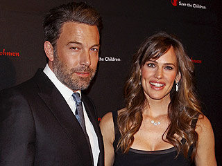 Ben Affleck and Jennifer Garner Celebrate Easter Together as a Family with Easter Egg Hunt