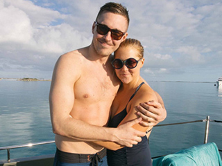 Amy Schumer and Boyfriend Ben Hanisch Share Lovey-Dovey Photos from Picturesque Vacation