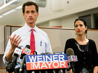 Anthony Weiner Says He Won't See Documentary on His Sexting Scandal: 'I Know How it Ends and it Wasn't Pretty""