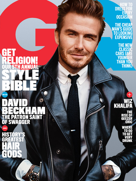 David Beckham Talks Family – And Makes Every Woman In Britain Fall In Love With Him photo