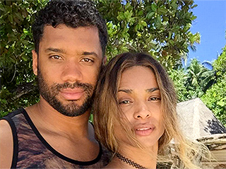 Russell Wilson Says 'Fiancée Sounds Way Better' in Sweet Post-Engagement Video