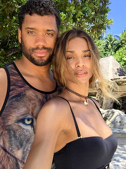 Russell Wilson and Ciara Share Post-Engagement Video