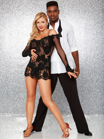Jodie Sweetin's Dancing with the Stars Blog: Why Disney Week Rehearsals Have Been the Hardest Yet| Celebrity Blog, Dancing With the Stars, People Picks, TV News, Jodie Sweetin, Keo Motsepe