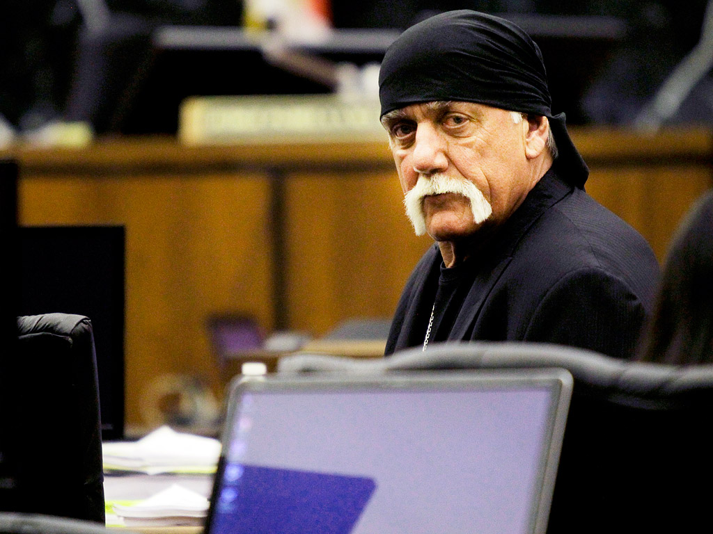 Hulk Hogan Speaks Out after Lawsuit