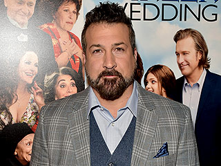 Joey Fatone Shuts Down 'NSYNC vs. Backstreet Boys Rivalry While Discussing Syfy's Boy Band Movie